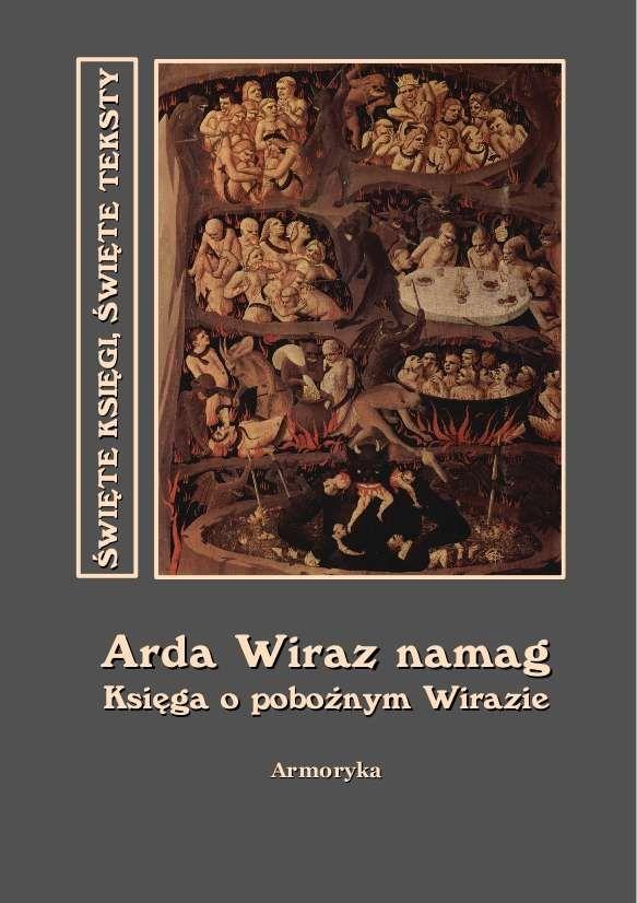 Arda Wiraz namag. Księga o pobożnym Wirazie - Ebook (Książka na Kindle) do pobrania w formacie MOBI