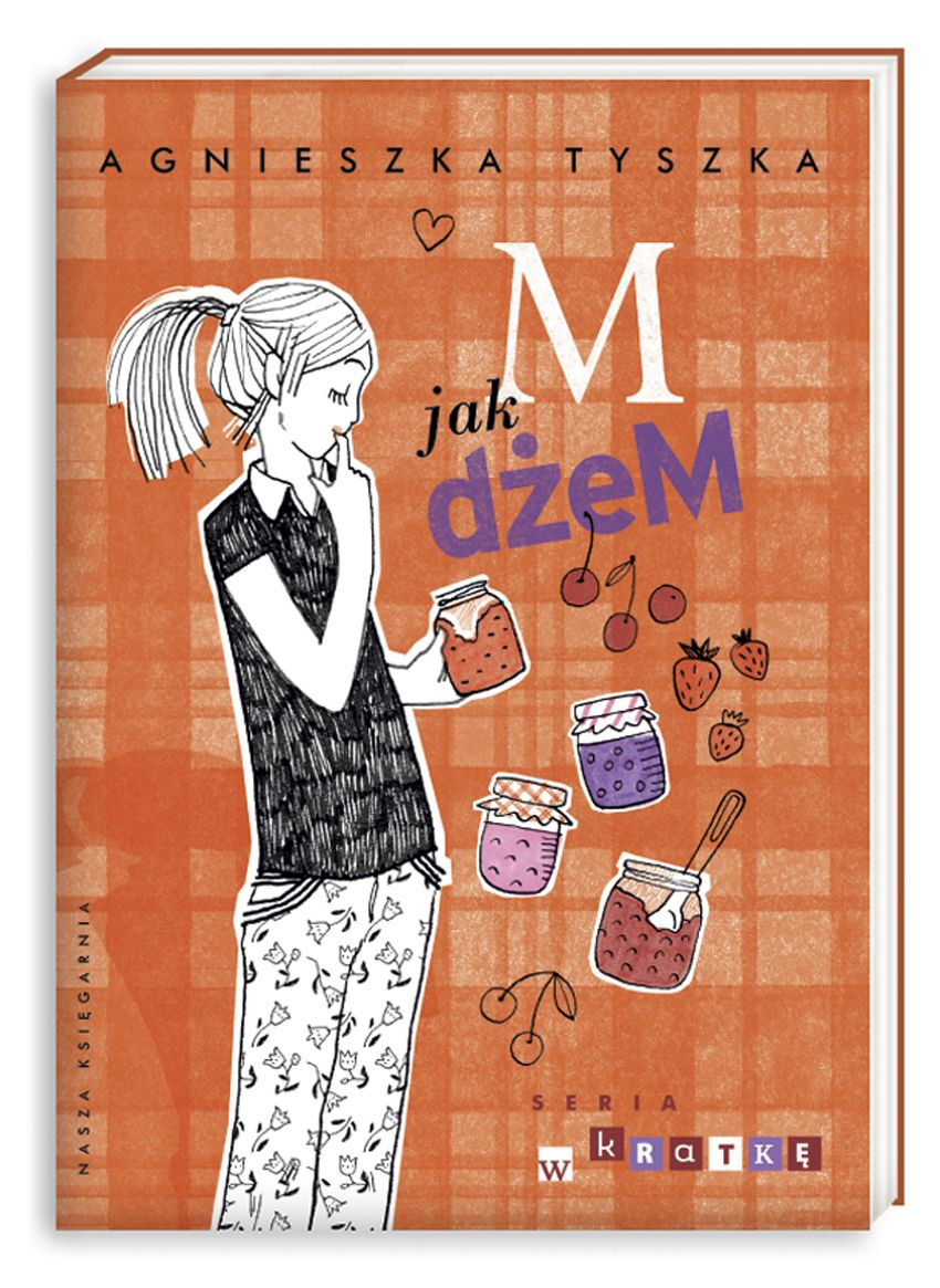 M jak dżeM - Ebook (Książka na Kindle) do pobrania w formacie MOBI