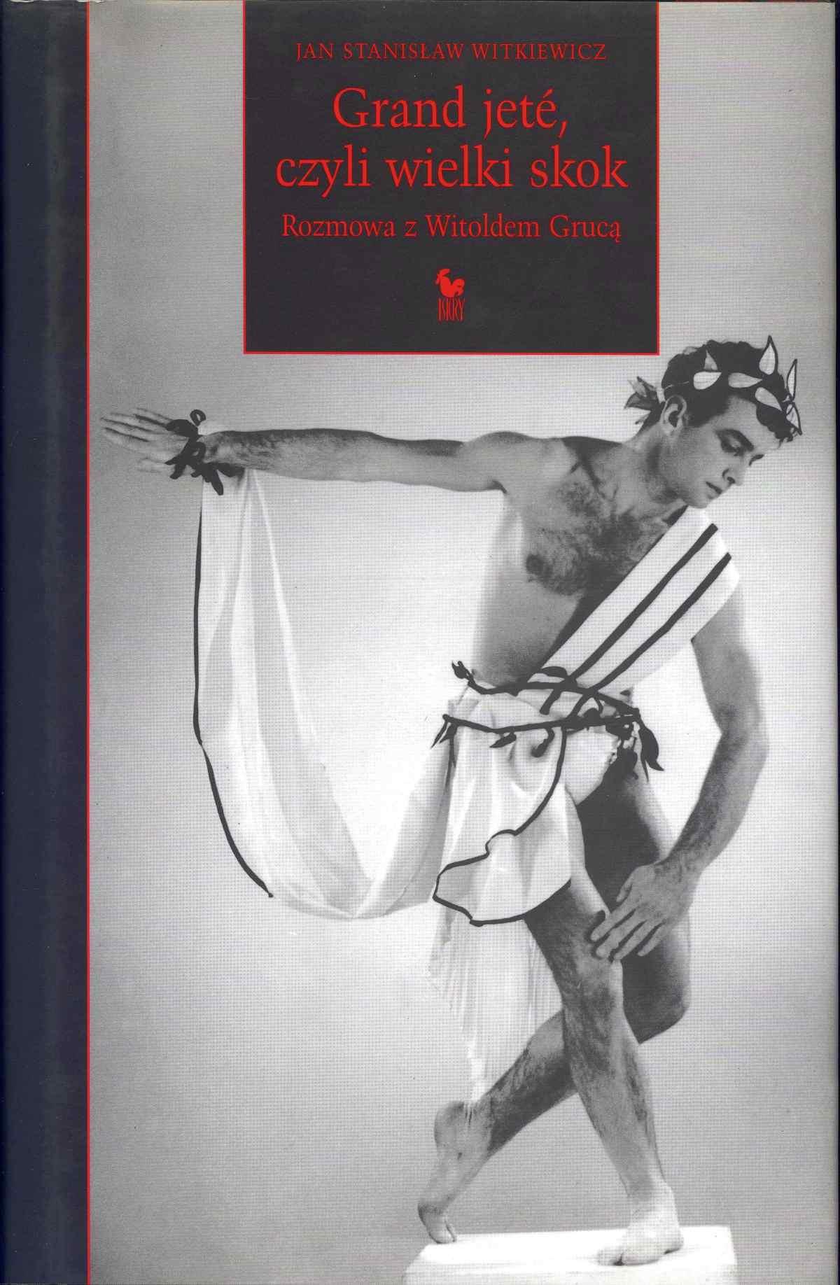 Grand jété, czyli wielki skok - Ebook (Książka EPUB) do pobrania w formacie EPUB