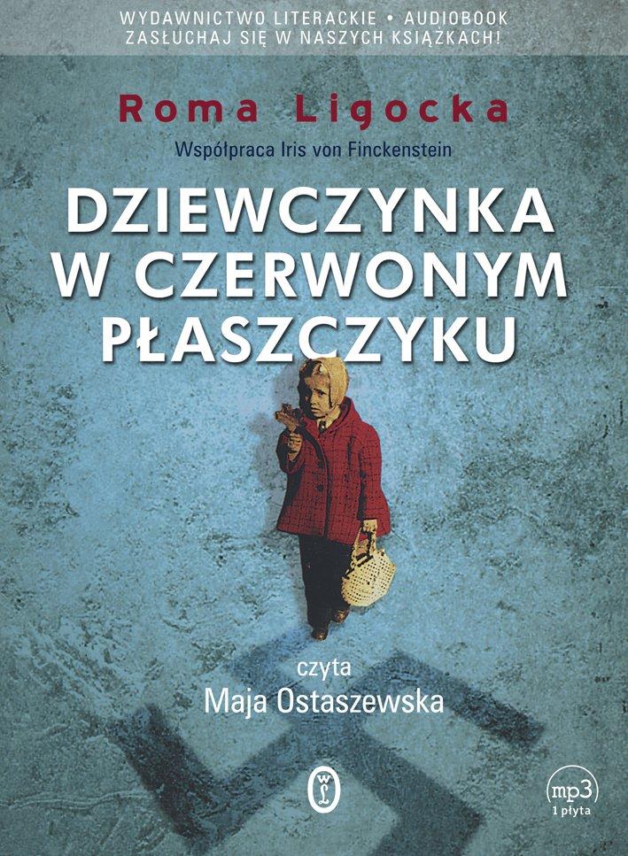 Dziewczynka w czerwonym płaszczyku - Audiobook (Książka audio MP3) do pobrania w całości w archiwum ZIP