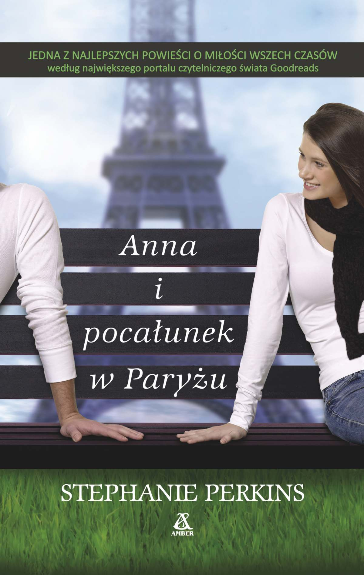 Anna i pocałunek w Paryżu - Ebook (Książka EPUB) do pobrania w formacie EPUB