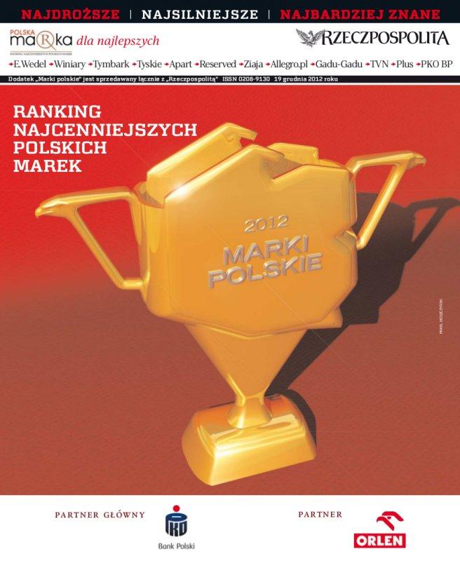 Ranking Marek - Edycja 2012 - Ebook (Książka PDF) do pobrania w formacie PDF