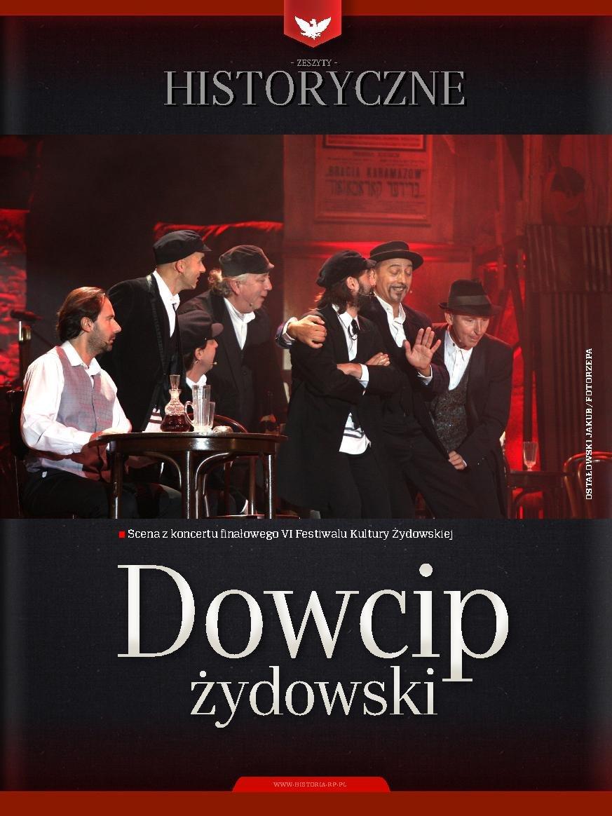Zeszyt historyczny - Dowcip żydowski - Ebook (Książka PDF) do pobrania w formacie PDF