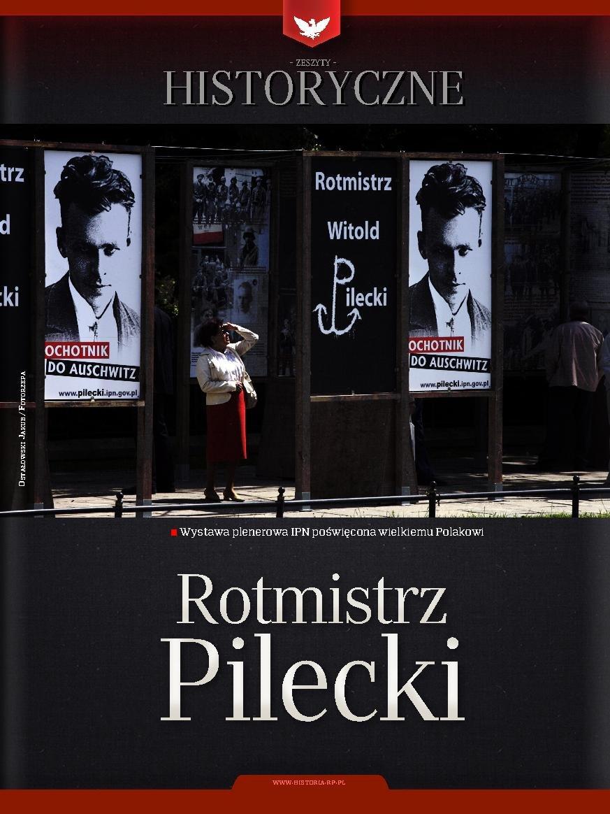 Zeszyt historyczny - Rotmistrz Pilecki - Ebook (Książka PDF) do pobrania w formacie PDF