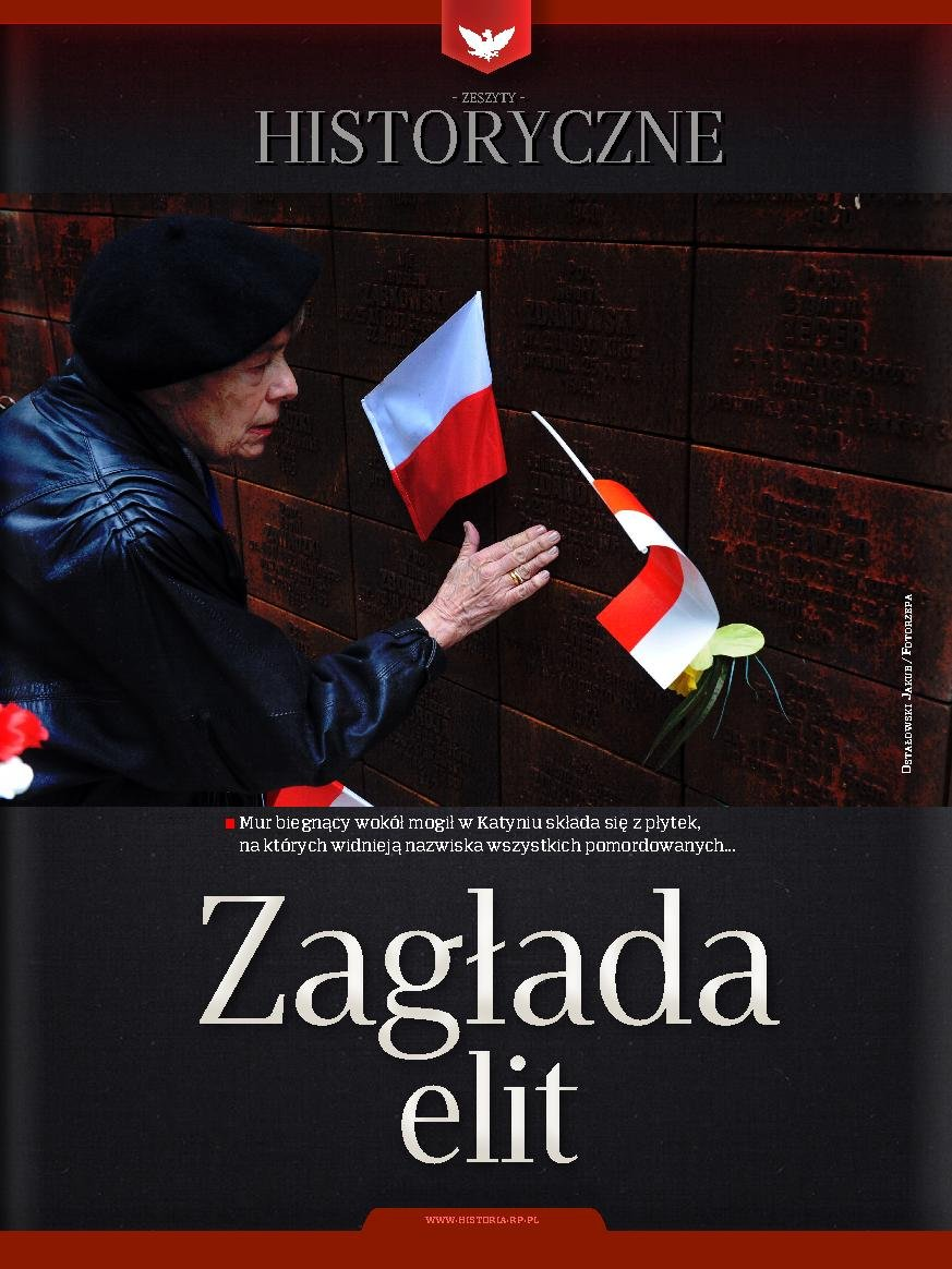 Zeszyt historyczny - Zagłada elit - Ebook (Książka PDF) do pobrania w formacie PDF