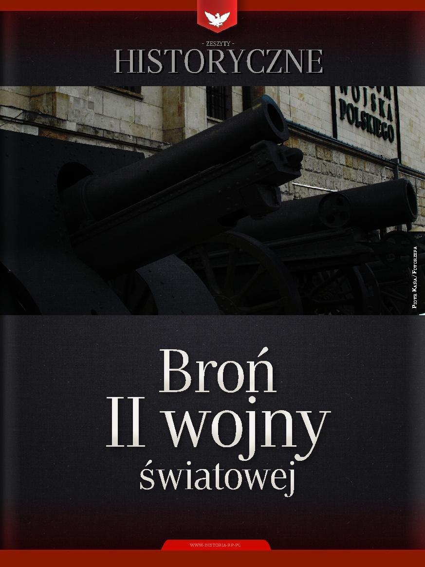 Zeszyt historyczny - broń II wojny światowej - Ebook (Książka PDF) do pobrania w formacie PDF