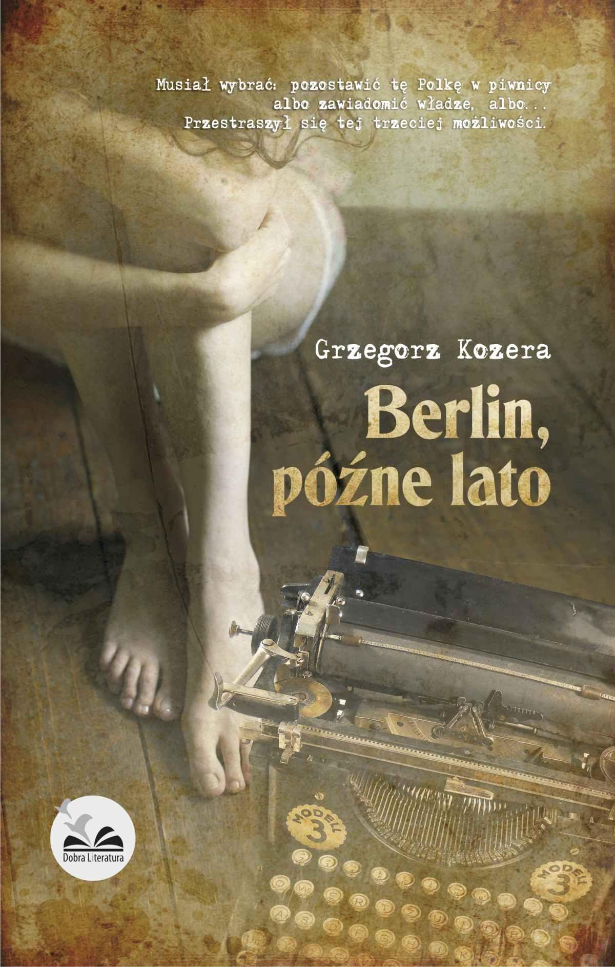 Berlin, późne lato - Ebook (Książka na Kindle) do pobrania w formacie MOBI