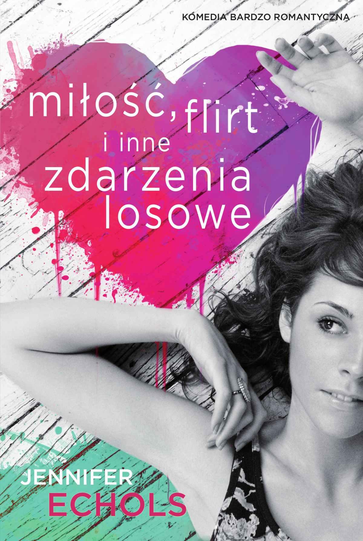 Miłość, flirt i inne zdarzenia losowe - Ebook (Książka na Kindle) do pobrania w formacie MOBI