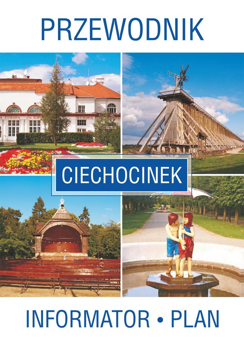 Ciechocinek. Przewodnik. Informator. Plan - Ebook (Książka PDF) do pobrania w formacie PDF