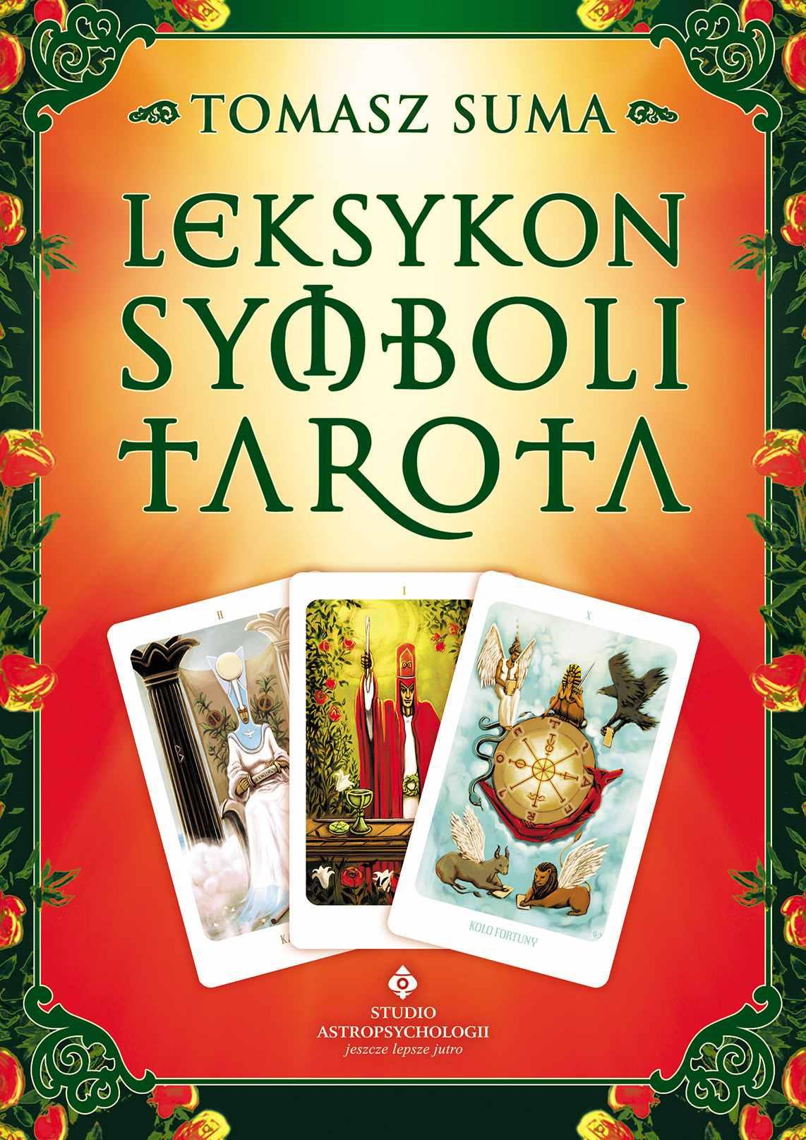 Leksykon symboli Tarota - Ebook (Książka EPUB) do pobrania w formacie EPUB