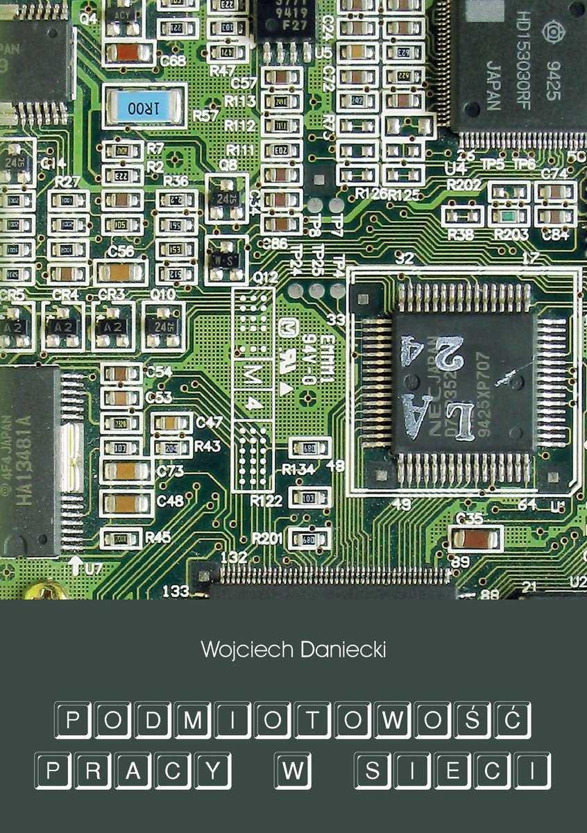Podmiotowość pracy w sieci - Ebook (Książka PDF) do pobrania w formacie PDF