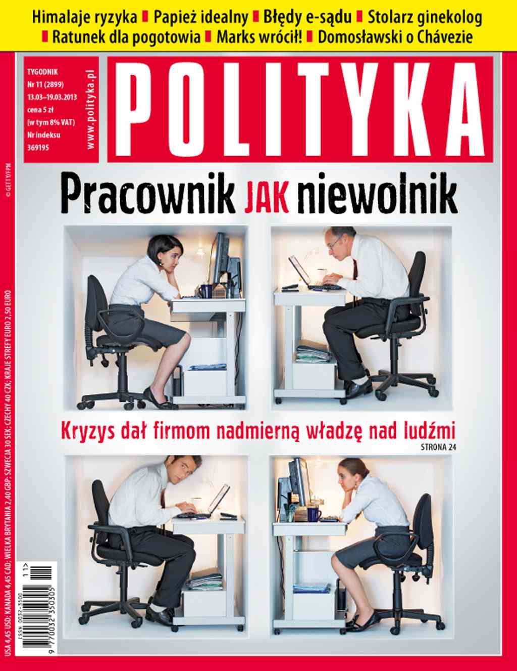 Polityka nr 11/2013 - Ebook (Książka PDF) do pobrania w formacie PDF