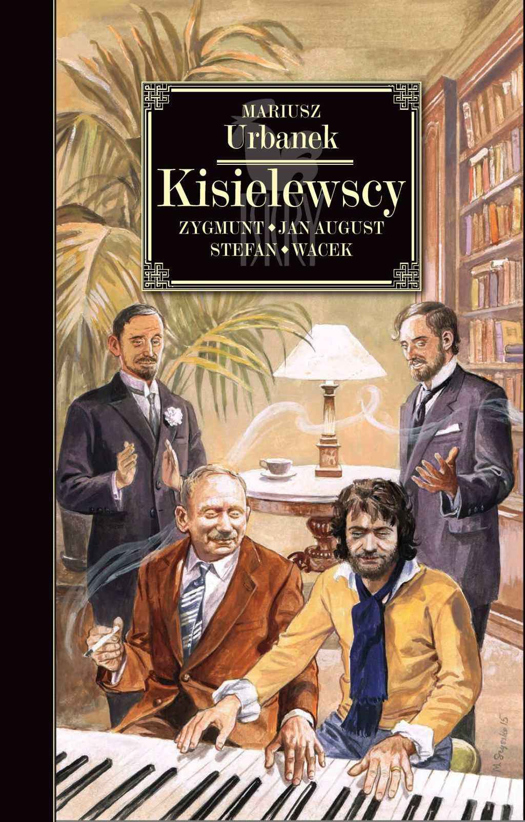 Kisielewscy - Ebook (Książka na Kindle) do pobrania w formacie MOBI
