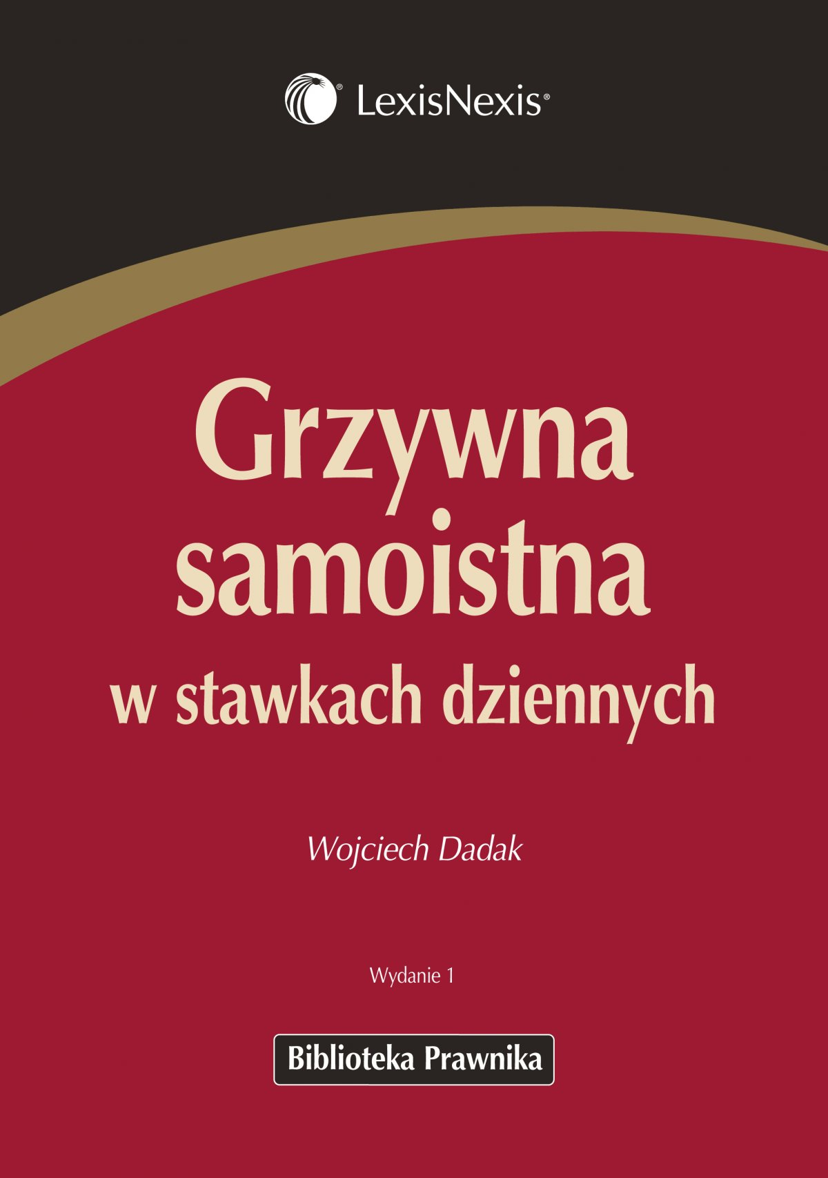 Grzywna samoistna w stawkach dziennych - Ebook (Książka PDF) do pobrania w formacie PDF