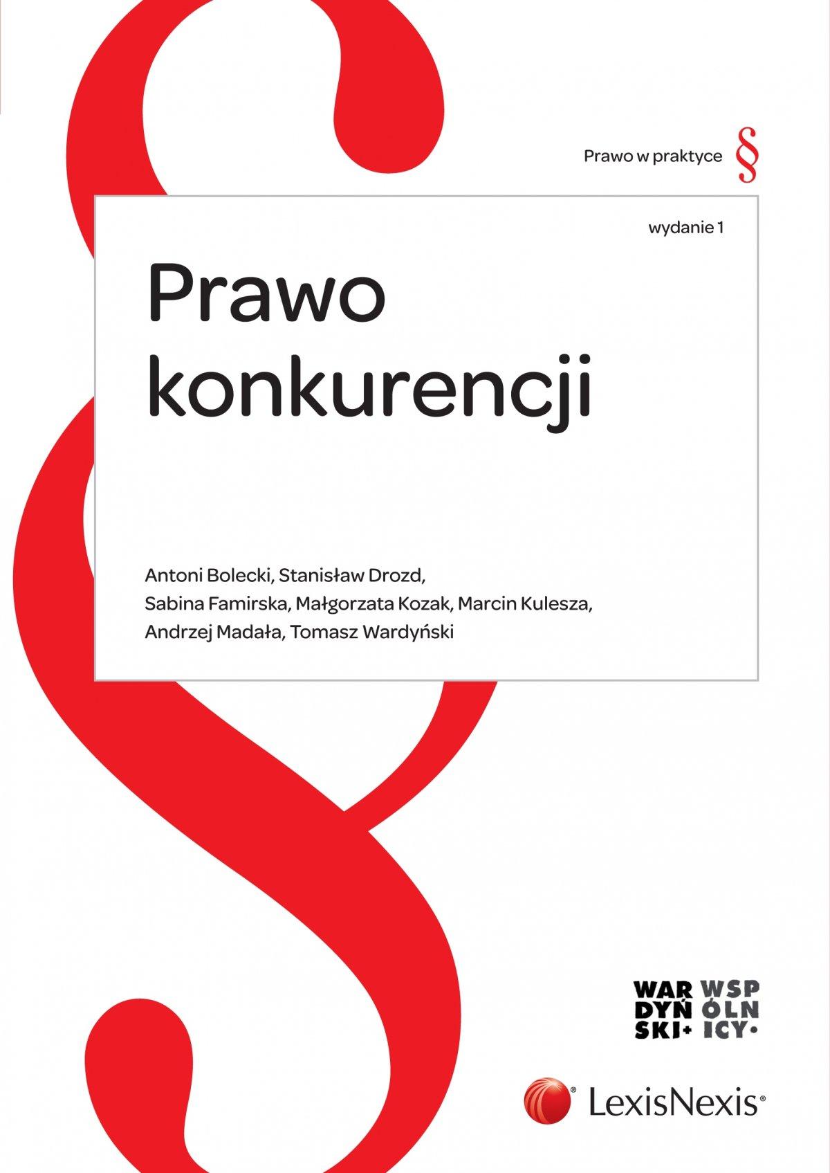 Prawo konkurencji - Ebook (Książka PDF) do pobrania w formacie PDF