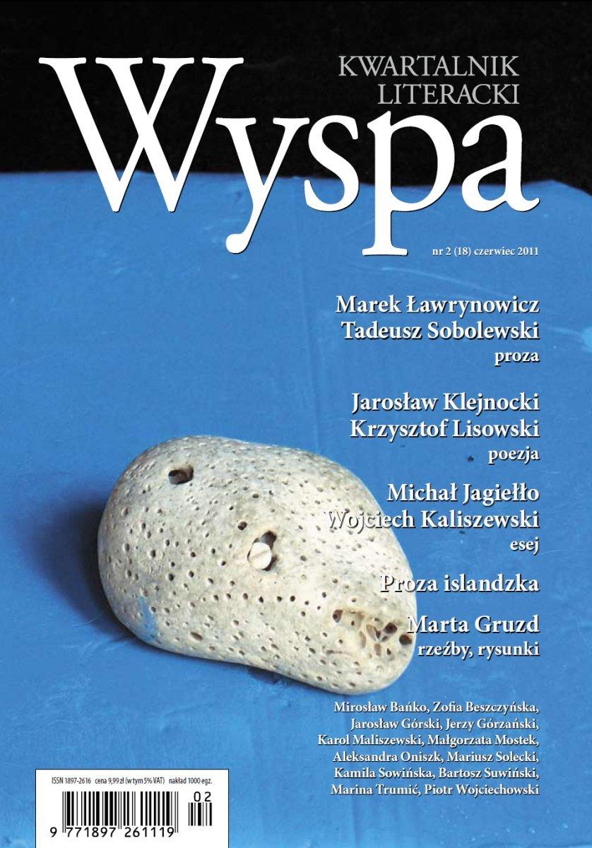 WYSPA  Kwartalnik Literacki - nr 2/2011 (18) - Ebook (Książka PDF) do pobrania w formacie PDF