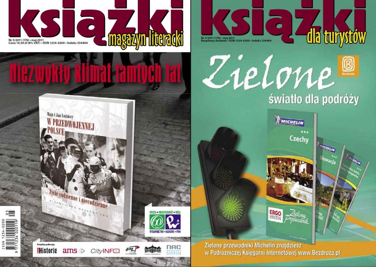 Magazyn Literacki KSIĄŻKI nr 5/2011 - Ebook (Książka PDF) do pobrania w formacie PDF