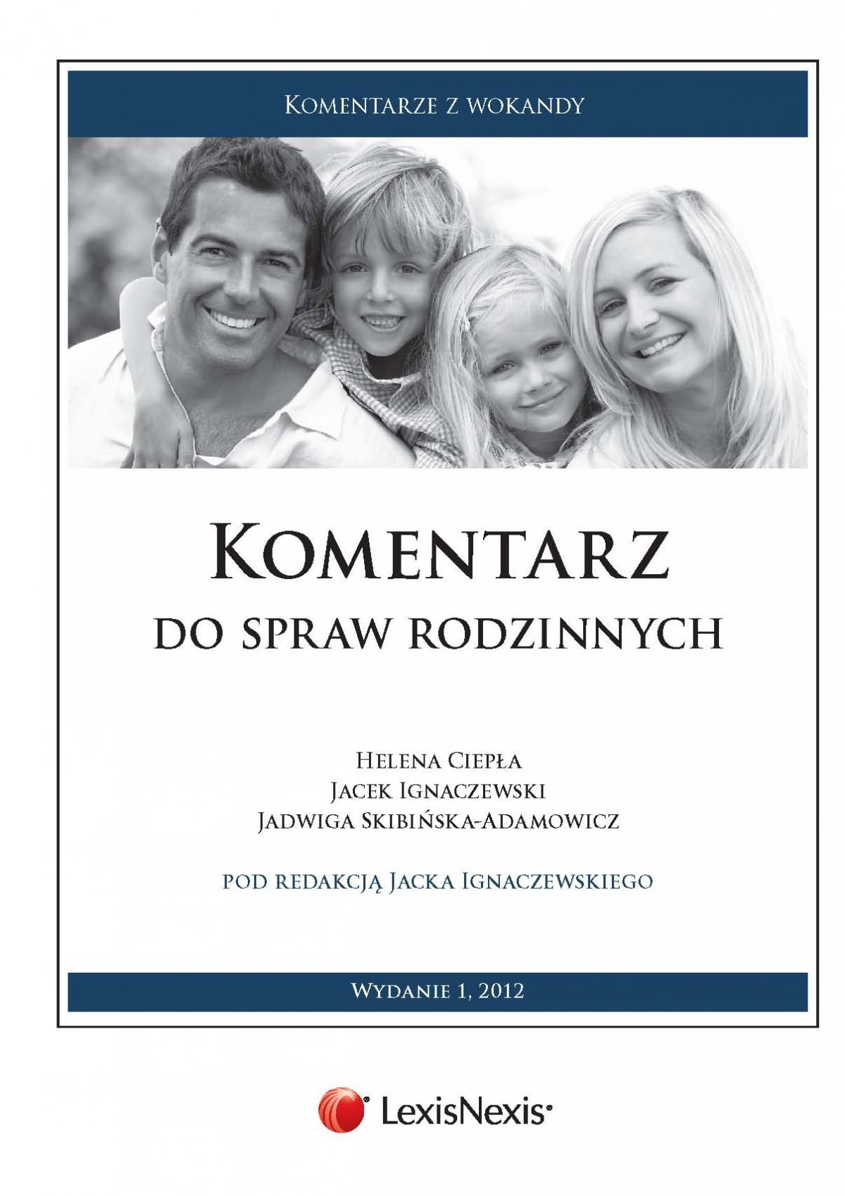 Komentarz do spraw rodzinnych - Ebook (Książka PDF) do pobrania w formacie PDF