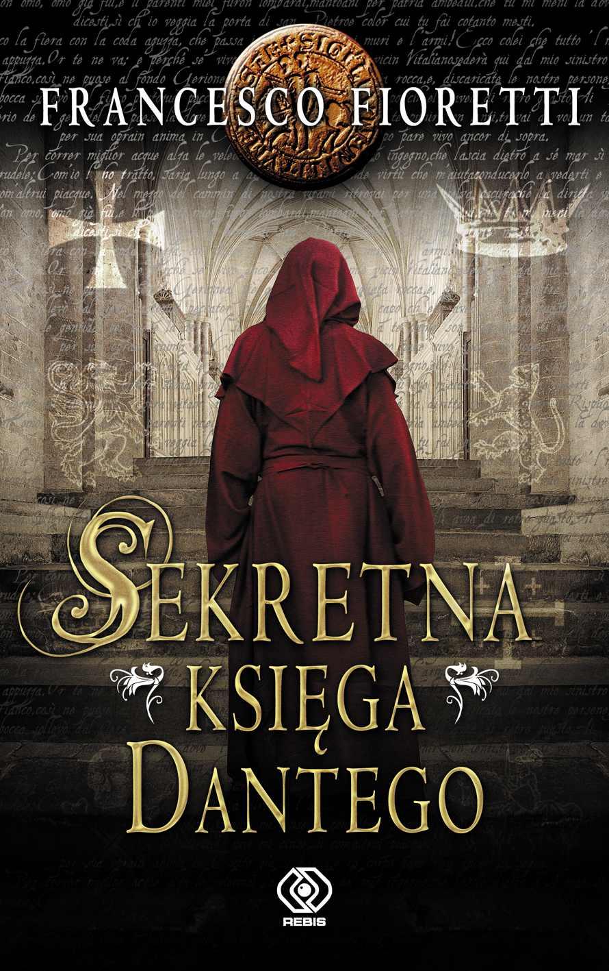 Sekretna księga Dantego - Ebook (Książka EPUB) do pobrania w formacie EPUB