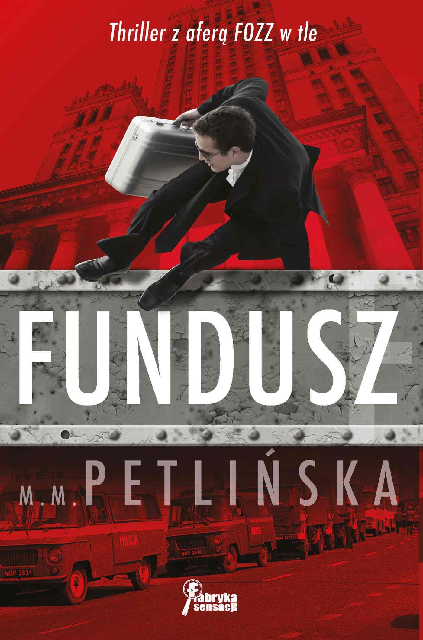 Fundusz - Ebook (Książka EPUB) do pobrania w formacie EPUB