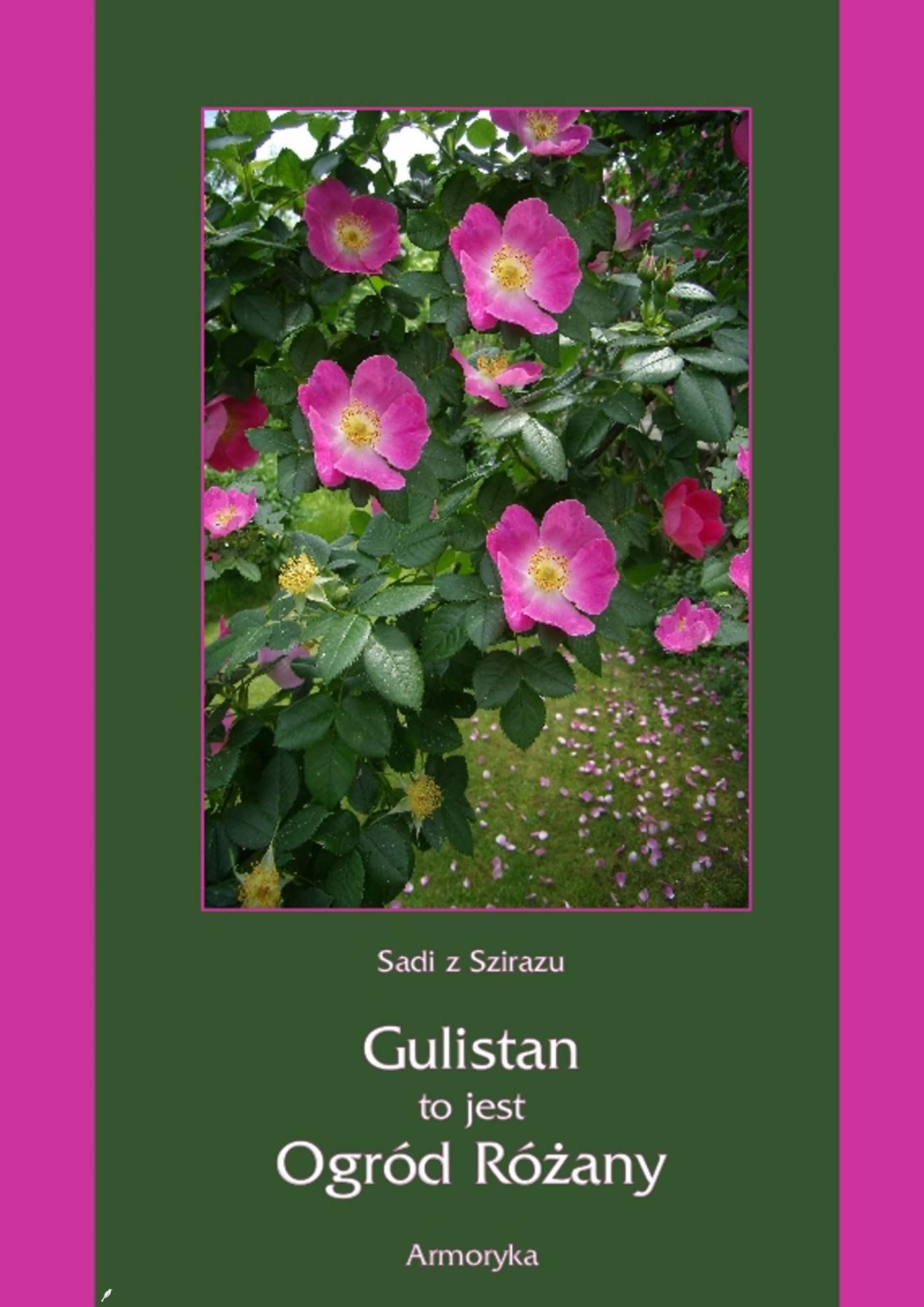 Gulistan, to jest ogród różany - Ebook (Książka EPUB) do pobrania w formacie EPUB