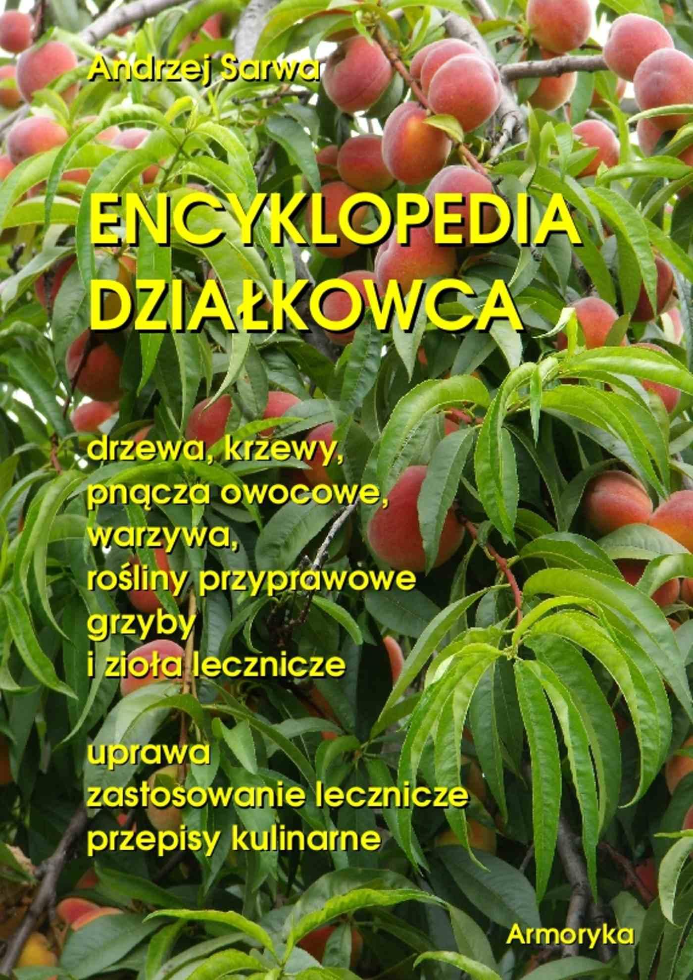 Encyklopedia działkowca - Ebook (Książka EPUB) do pobrania w formacie EPUB