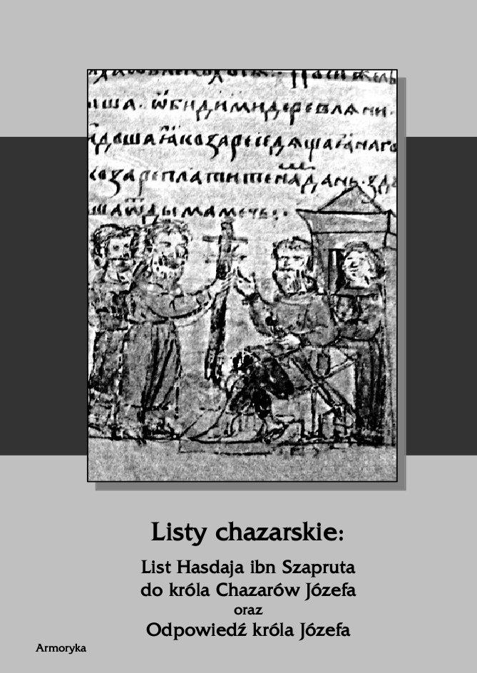 Listy chazarskie - Ebook (Książka PDF) do pobrania w formacie PDF
