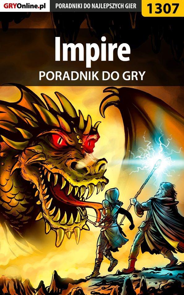 Impire - poradnik do gry - Ebook (Książka PDF) do pobrania w formacie PDF