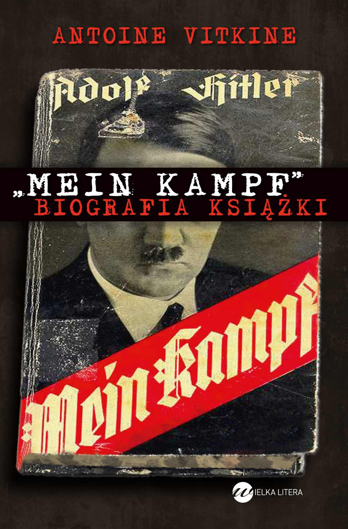 Mein Kampf Biografia książki - Ebook (Książka EPUB) do pobrania w formacie EPUB