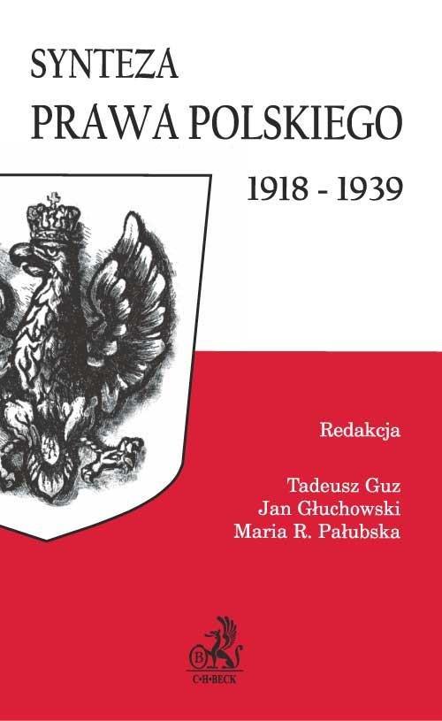 Synteza prawa polskiego 1918-1939 - Ebook (Książka PDF) do pobrania w formacie PDF