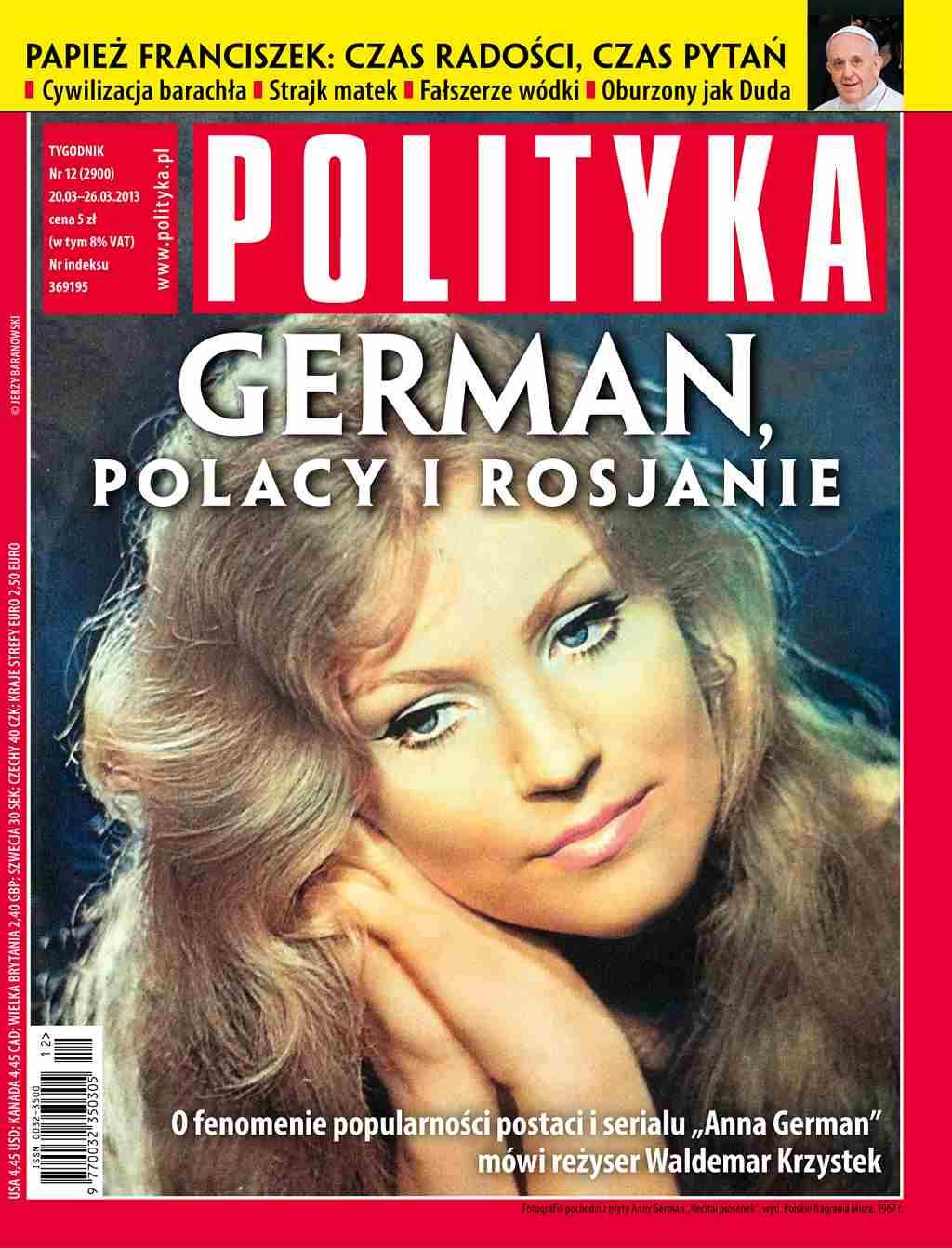 Polityka nr 12/2013 - Ebook (Książka PDF) do pobrania w formacie PDF