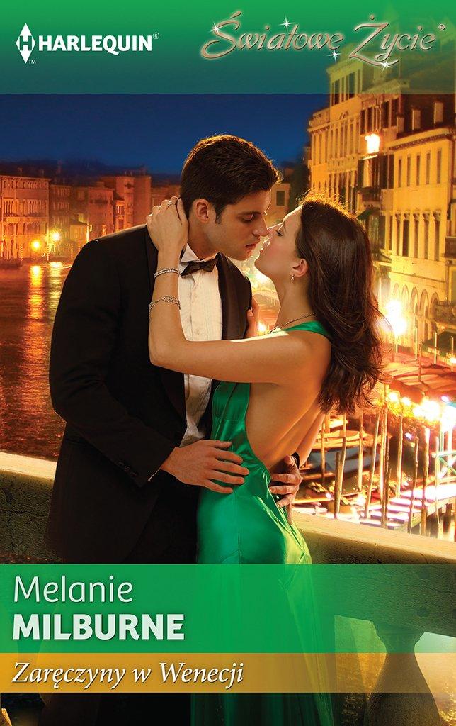 Zaręczyny w Wenecji - Ebook (Książka EPUB) do pobrania w formacie EPUB