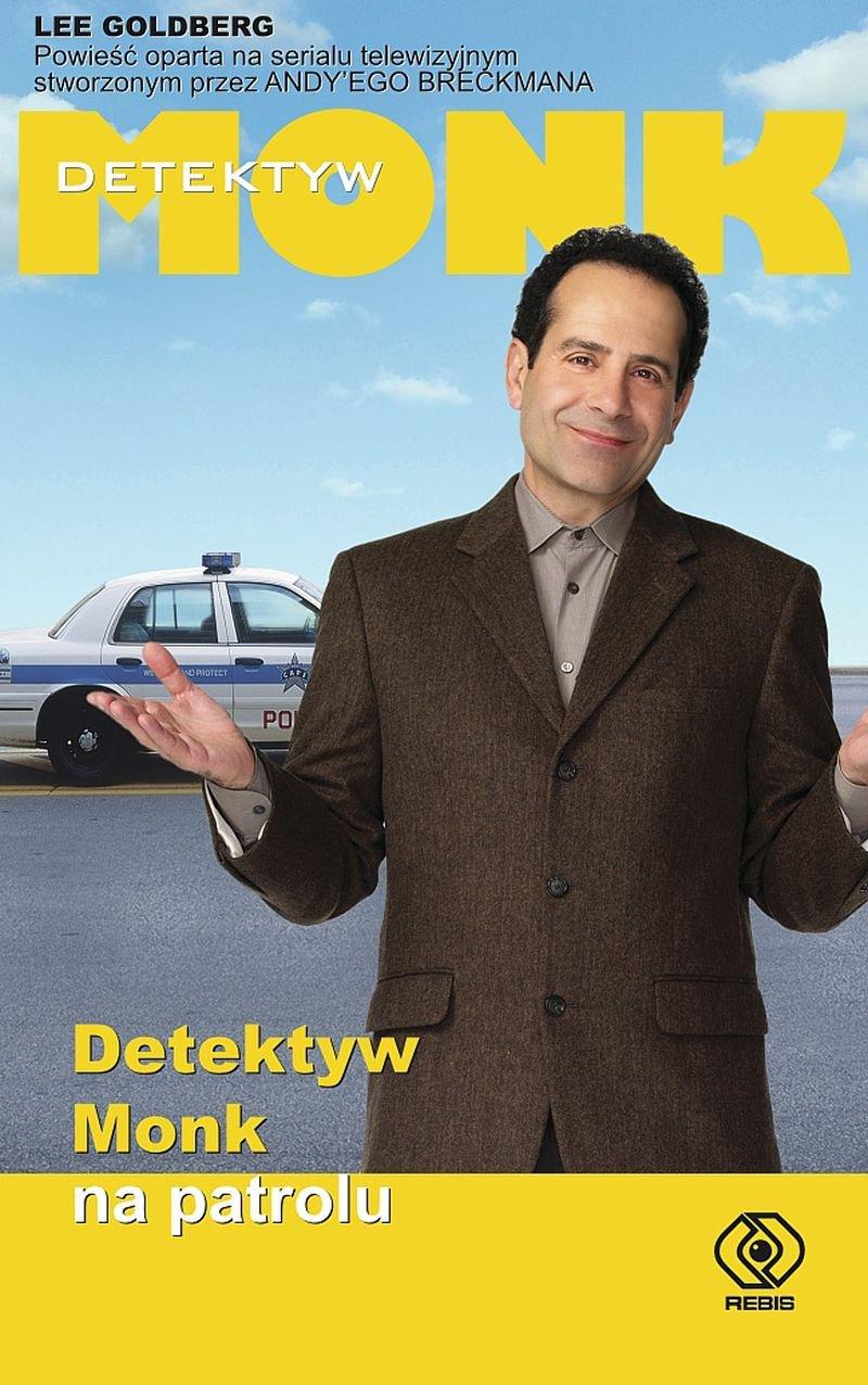 Detektyw Monk na patrolu - Ebook (Książka EPUB) do pobrania w formacie EPUB