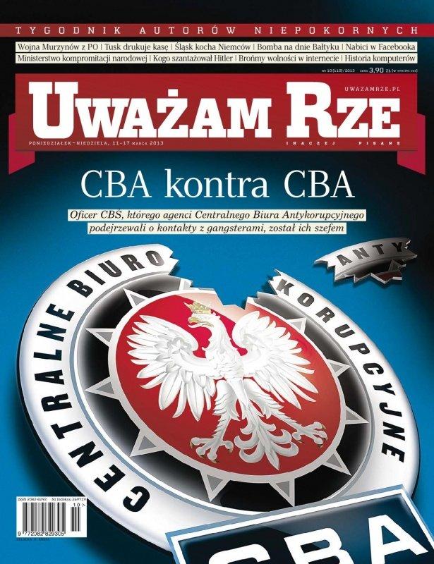 """""""Uważam Rze. Inaczej pisane"""" nr 10/2013 - Ebook (Książka PDF) do pobrania w formacie PDF"""