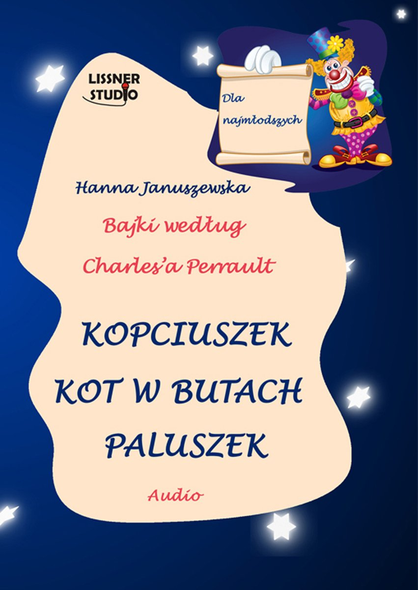 Kopciuszek - Audiobook (Książka audio MP3) do pobrania w całości w archiwum ZIP