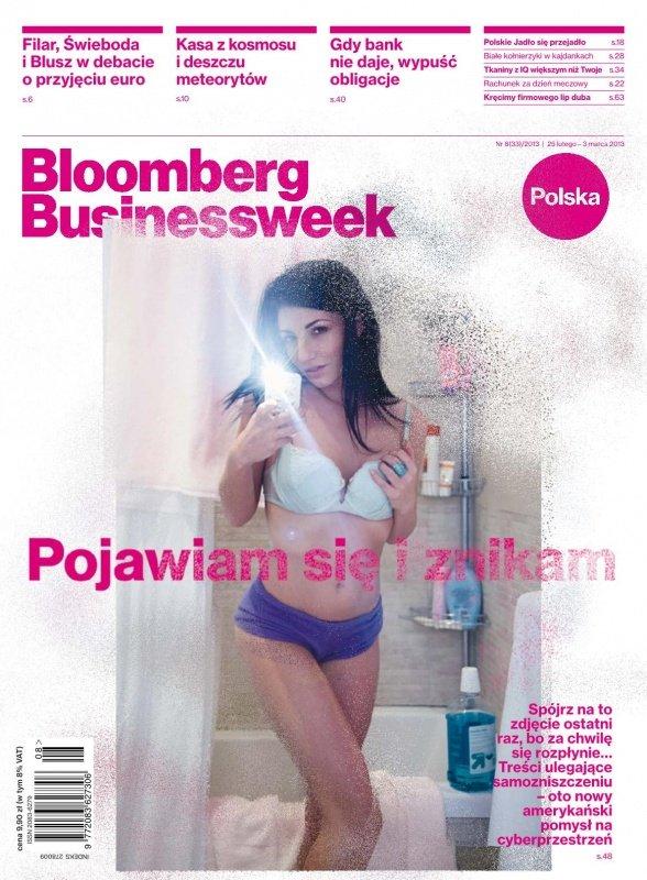 """""""Bloomberg Businessweek"""" wydanie nr 8/13 - Ebook (Książka PDF) do pobrania w formacie PDF"""