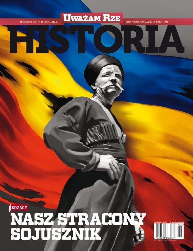 """""""Uważam Rze Historia"""" nr 2/2013 - Ebook (Książka PDF) do pobrania w formacie PDF"""