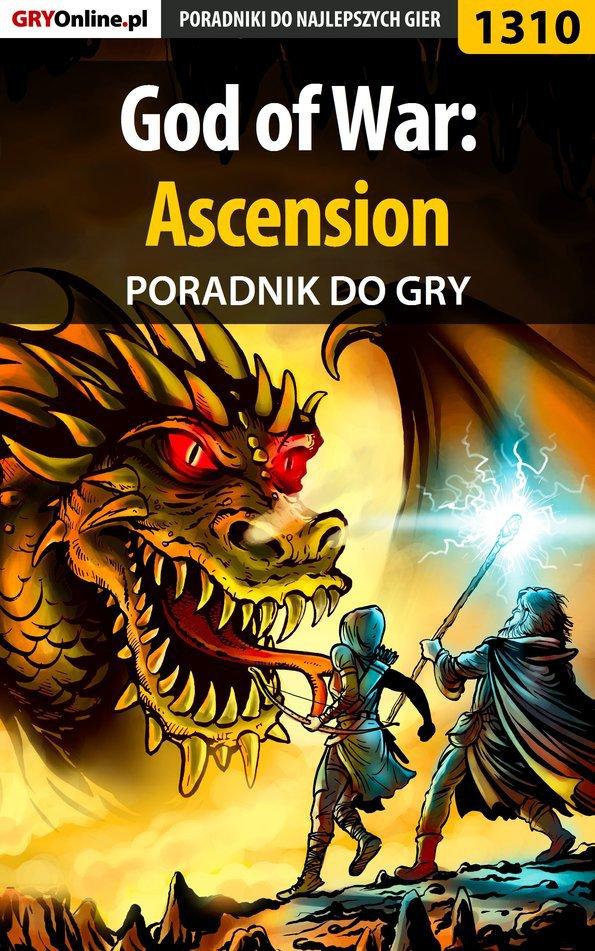 God of War: Ascension - poradnik do gry - Ebook (Książka PDF) do pobrania w formacie PDF