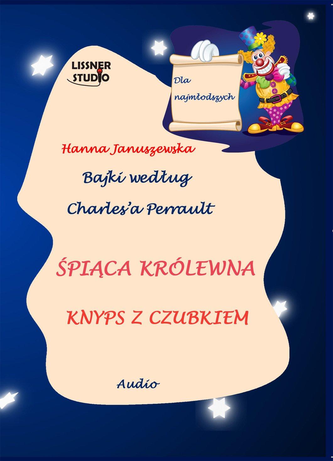 Śpiąca królewna - Audiobook (Książka audio MP3) do pobrania w całości w archiwum ZIP
