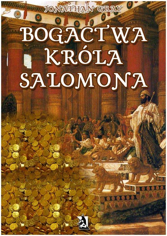 Bogactwa króla Salomona - Ebook (Książka EPUB) do pobrania w formacie EPUB
