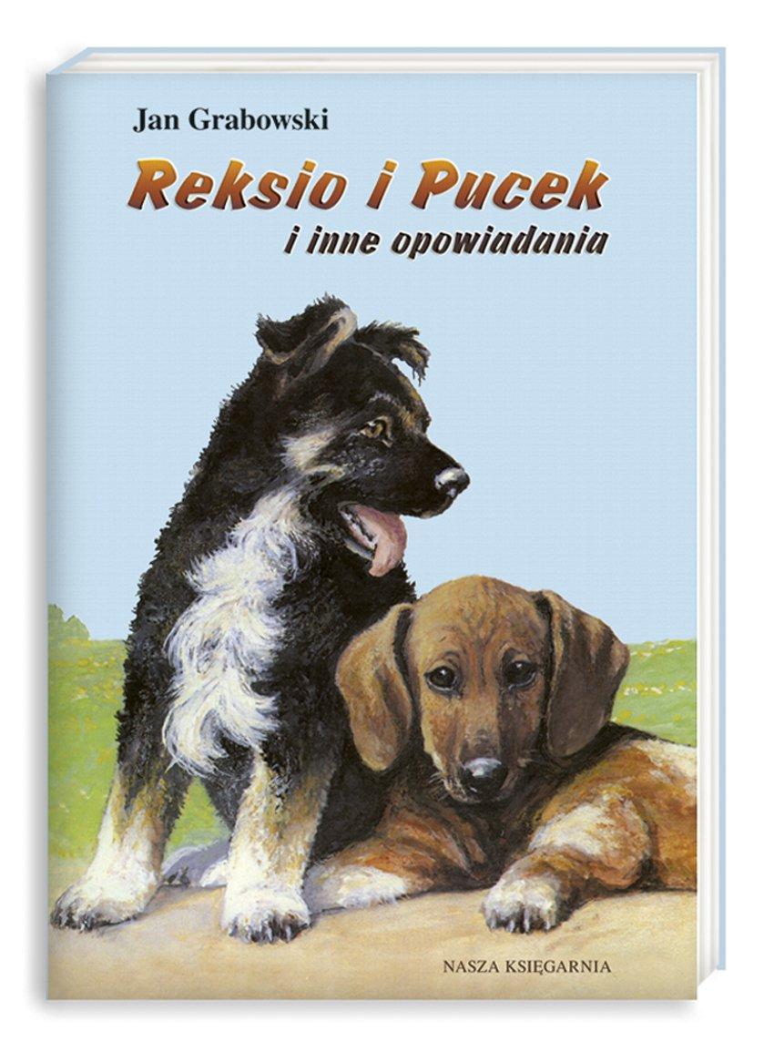 Reksio i Pucek i inne opowiadania - Ebook (Książka na Kindle) do pobrania w formacie MOBI