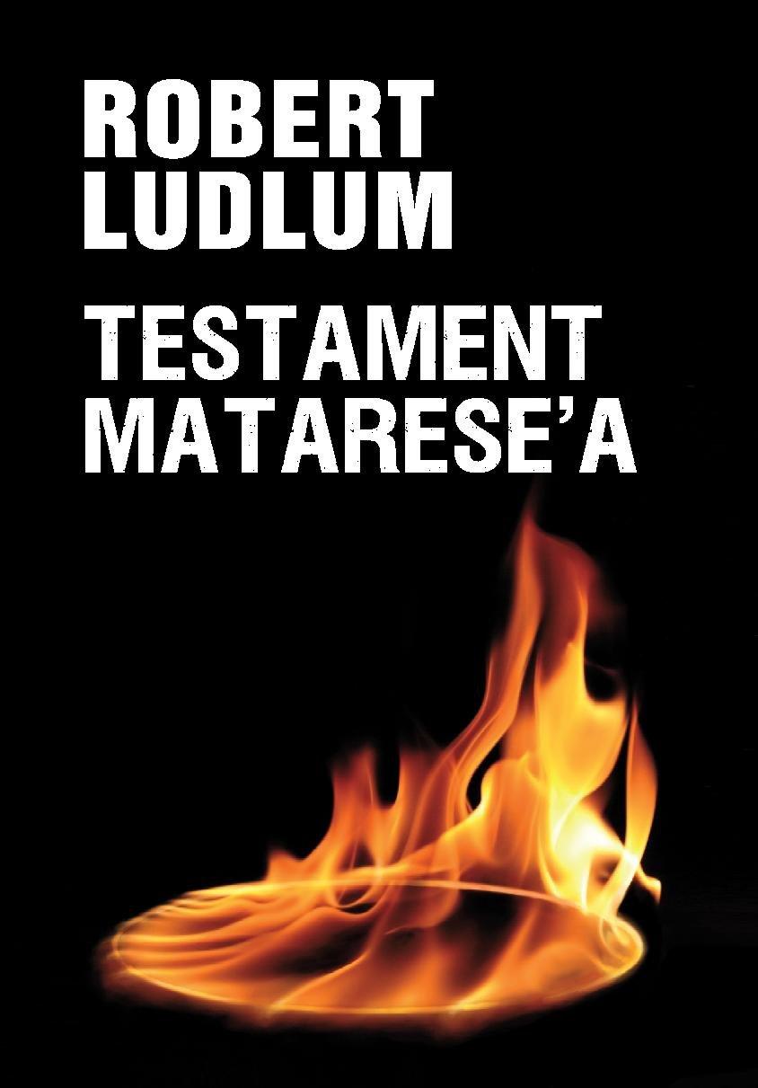 Testament Matarese'a - Ebook (Książka EPUB) do pobrania w formacie EPUB