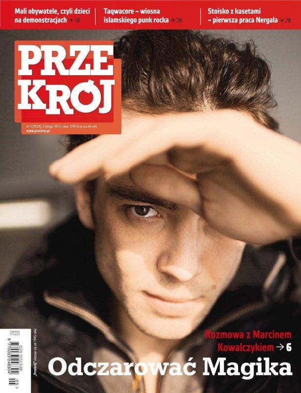 """""""Przekrój"""" nr 5/2013 - Ebook (Książka PDF) do pobrania w formacie PDF"""