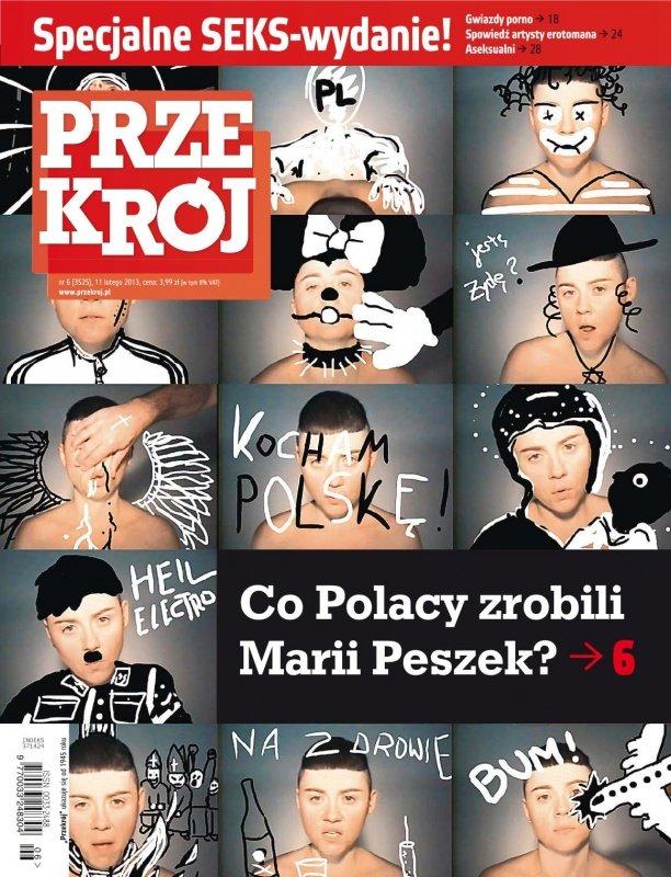 """""""Przekrój"""" nr 6/2013 - Ebook (Książka PDF) do pobrania w formacie PDF"""