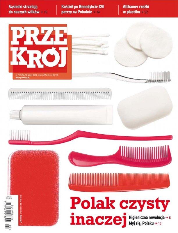 """""""Przekrój"""" nr 7/2013 - Ebook (Książka PDF) do pobrania w formacie PDF"""