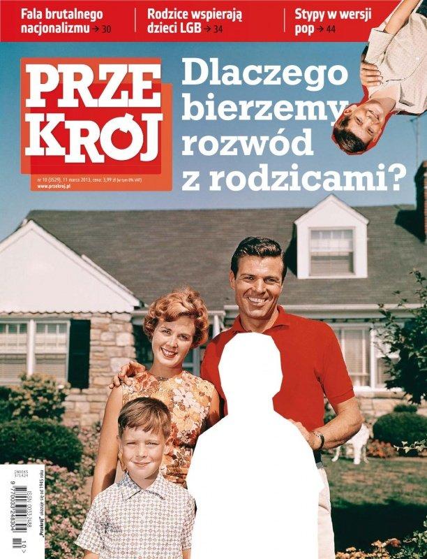 """""""Przekrój"""" nr 10/2013 - Ebook (Książka PDF) do pobrania w formacie PDF"""