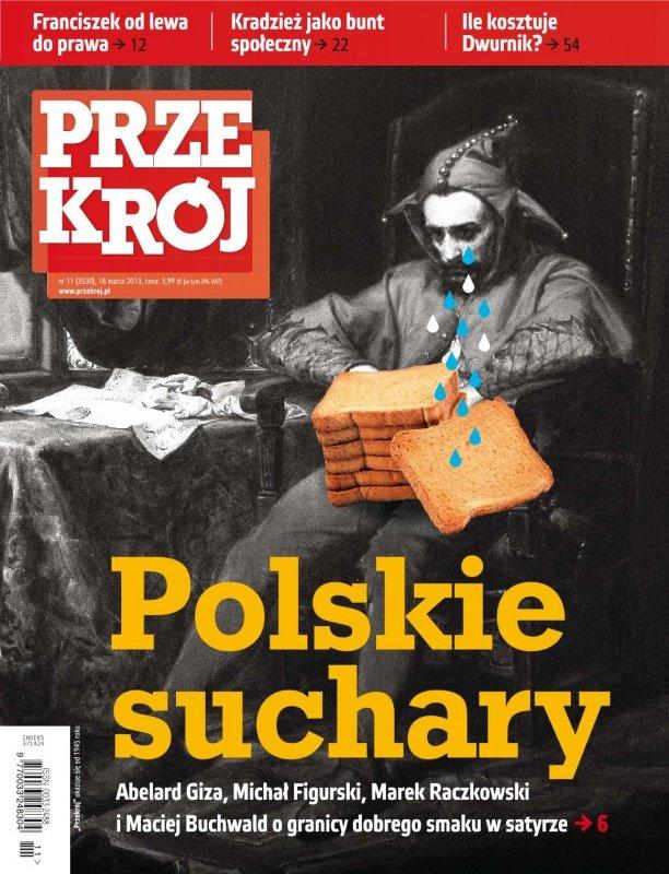"""""""Przekrój"""" nr 11/2013 - Ebook (Książka PDF) do pobrania w formacie PDF"""
