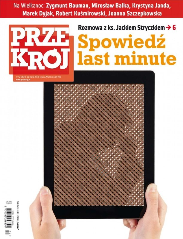 """""""Przekrój"""" nr 12/2013 - Ebook (Książka PDF) do pobrania w formacie PDF"""