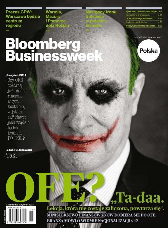 """""""Bloomberg Businessweek"""" wydanie nr 11/13 - Ebook (Książka PDF) do pobrania w formacie PDF"""