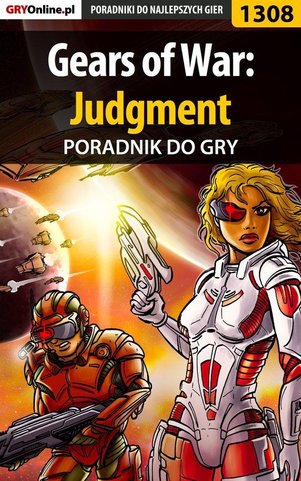 Gears of War: Judgment - poradnik do gry - Ebook (Książka PDF) do pobrania w formacie PDF